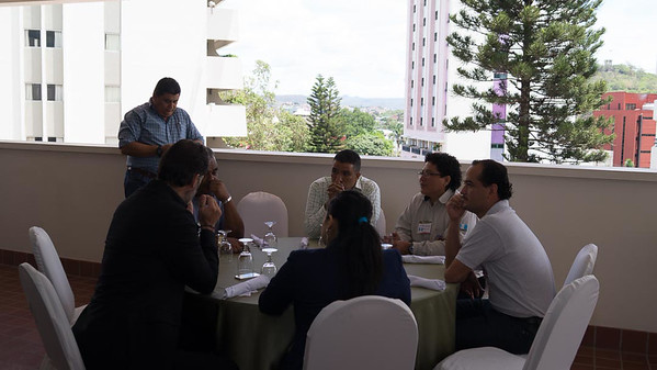 "PADF Disaster Management Unit Regional Conference in Tegucigalpa, Honduras entitled ""Best Practices and Lessons Learned in Disaster Risk Reduction: The Neighborhood Approach in Central America"" held on August 7-10, 2014."