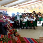 ORURO - MUNICIPIO DE CHALLAPTA Project: Engaging Indigenous Women to Prevent and Counter Trafficking in Persons. The goal of the project is to empower indigenous communities and local author ...