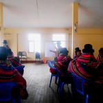 LA PAZ - DESAGUADERO Project: Engaging Indigenous Women to Prevent and Counter Trafficking in Persons. The goal of the project is to empower indigenous communities and local authorities to p ...