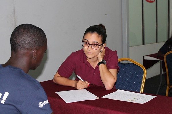 On August 31, 2015, 147 youth graduated from a five-week basic life skills and pre-employment training course in Suriname. To date, 417 have graduated from the five-week course implemented by youth leaders in their own communities. More than 200 youth have secured full-time employment. Since 2013, 1,172 youth have participated in a variety of Kari Yu! sponsored trainings.